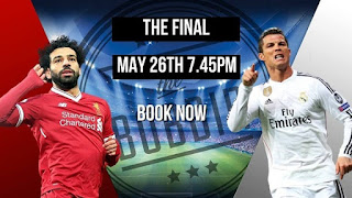 بث مباشر وحصري مباراة ريال مدريد وليفربول