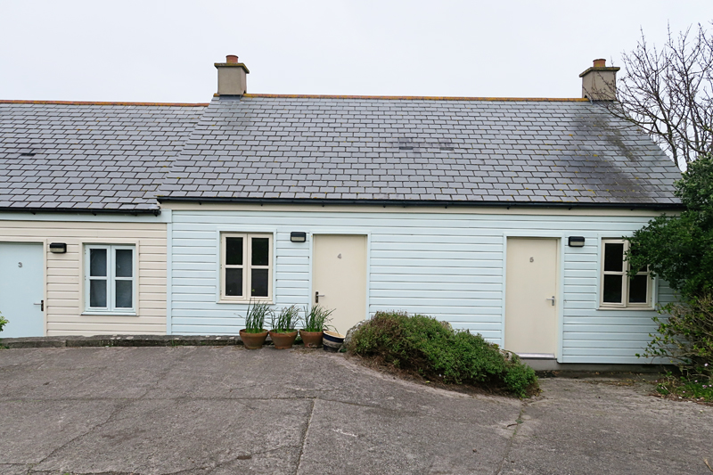scilly isles accommodation