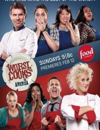 Worst Cooks In America 8   Bmovies