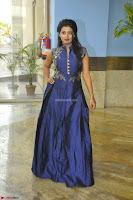 Tarunika Sing in Blue Ethnic Anarkali Dress 38.JPG