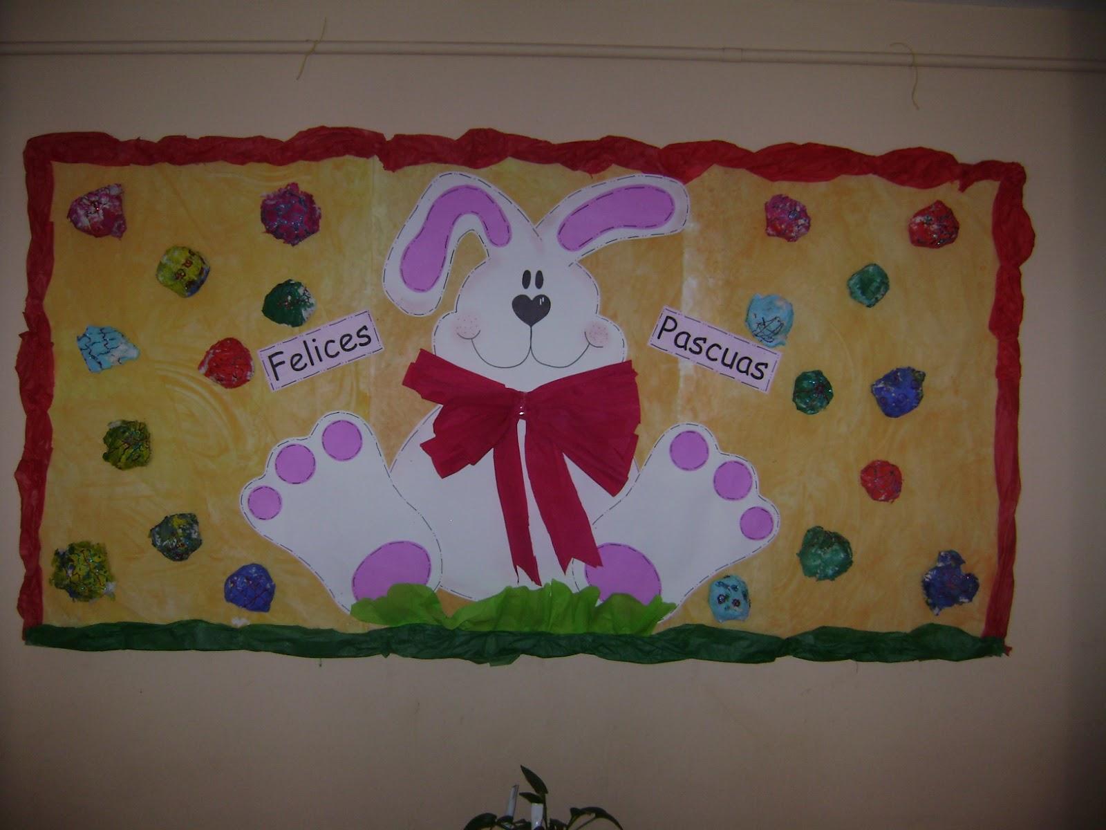 Preescolar Y Jardin De Infantes: Decoración En El Jardín De Infantes