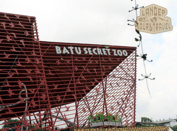 Batu Secret Zoo Jatim Park 2 Landep Tour
