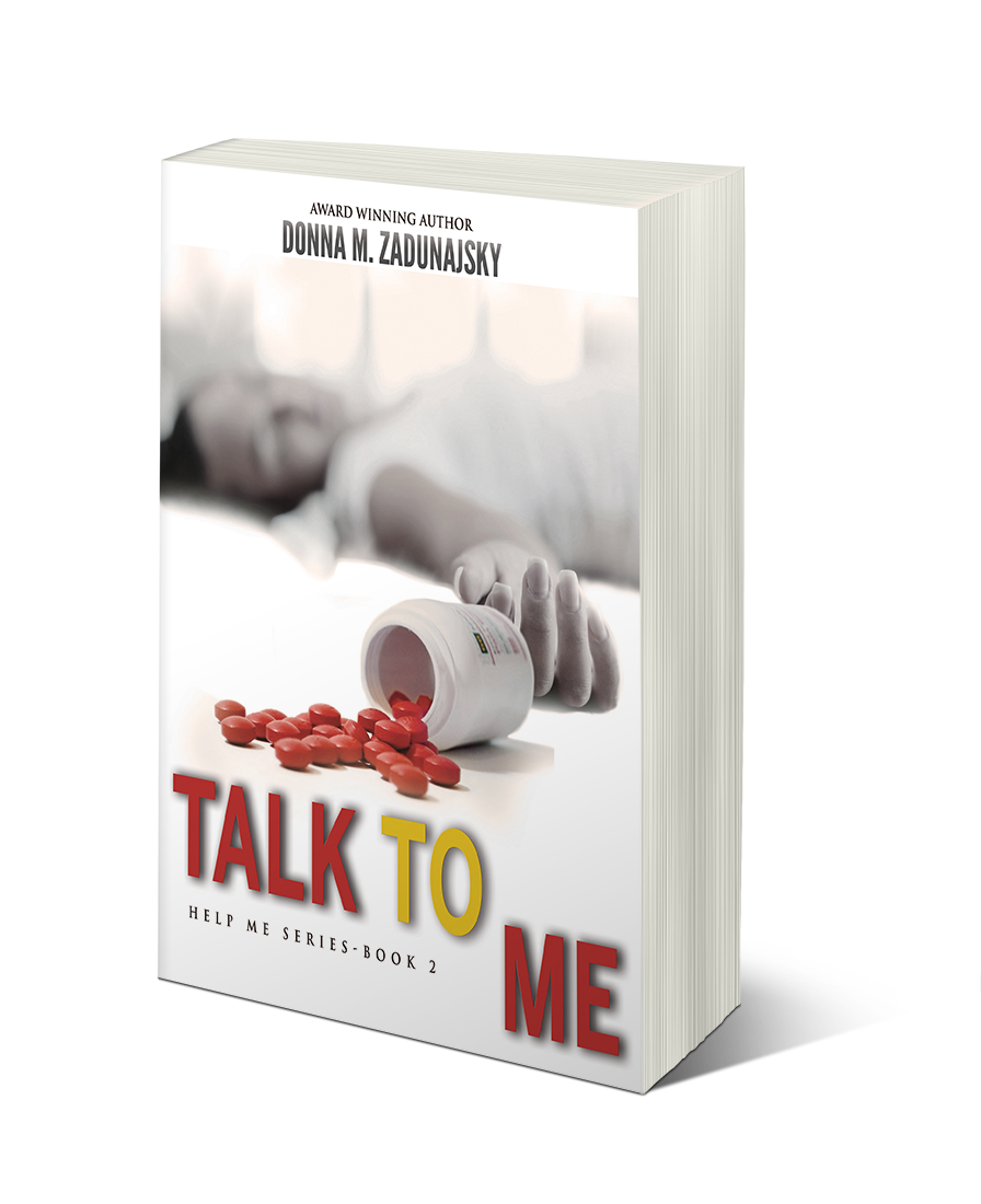 Talk To Me - Book 2