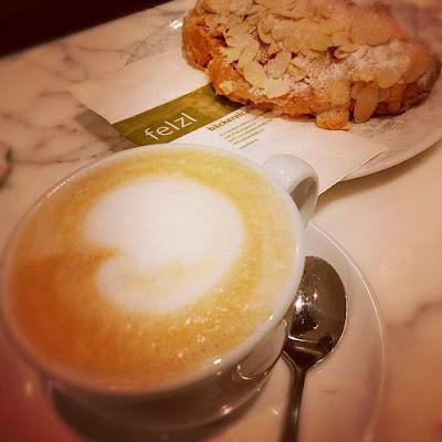 Bécs ahol kötelező a kávézás