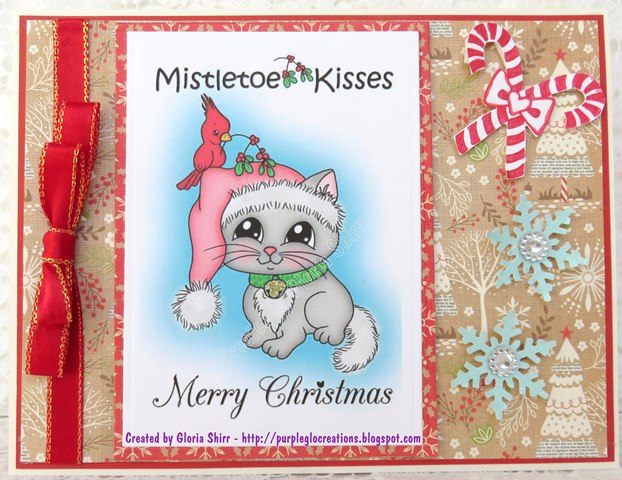 Featured Card Your Scrapbook Place
