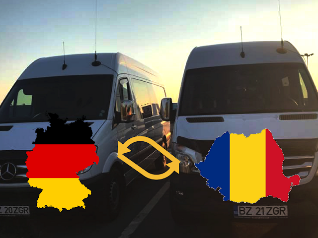 Servicii transport auto Romania-Germania