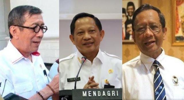 Menko Polhukam Mahfud MD Segera Panggil Tito hingga Yasonna, Bahas Lolosnya Djoko Tjandra