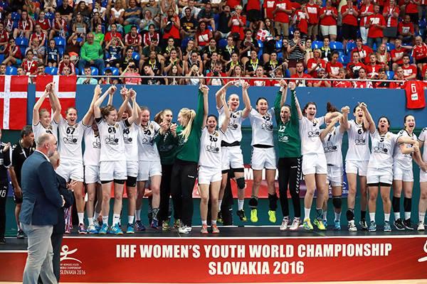 Rusia campeón mundial juvenil femenino 2016