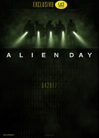 Alien Day nos Cinemas UCI