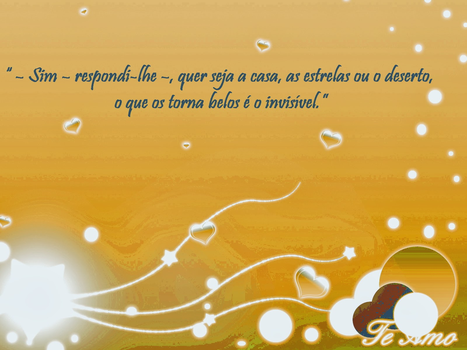 """Frases do Livro: """"O Pequeno Príncipe"""" #02"""