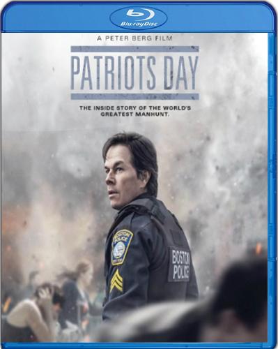 Patriots Day [2016] [BD50] [Latino]