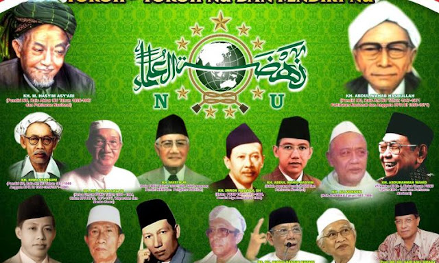 KH Adnan Anwar: NU Organisasi para Wali. Yang dilawan NU itu semacam Fir'aun