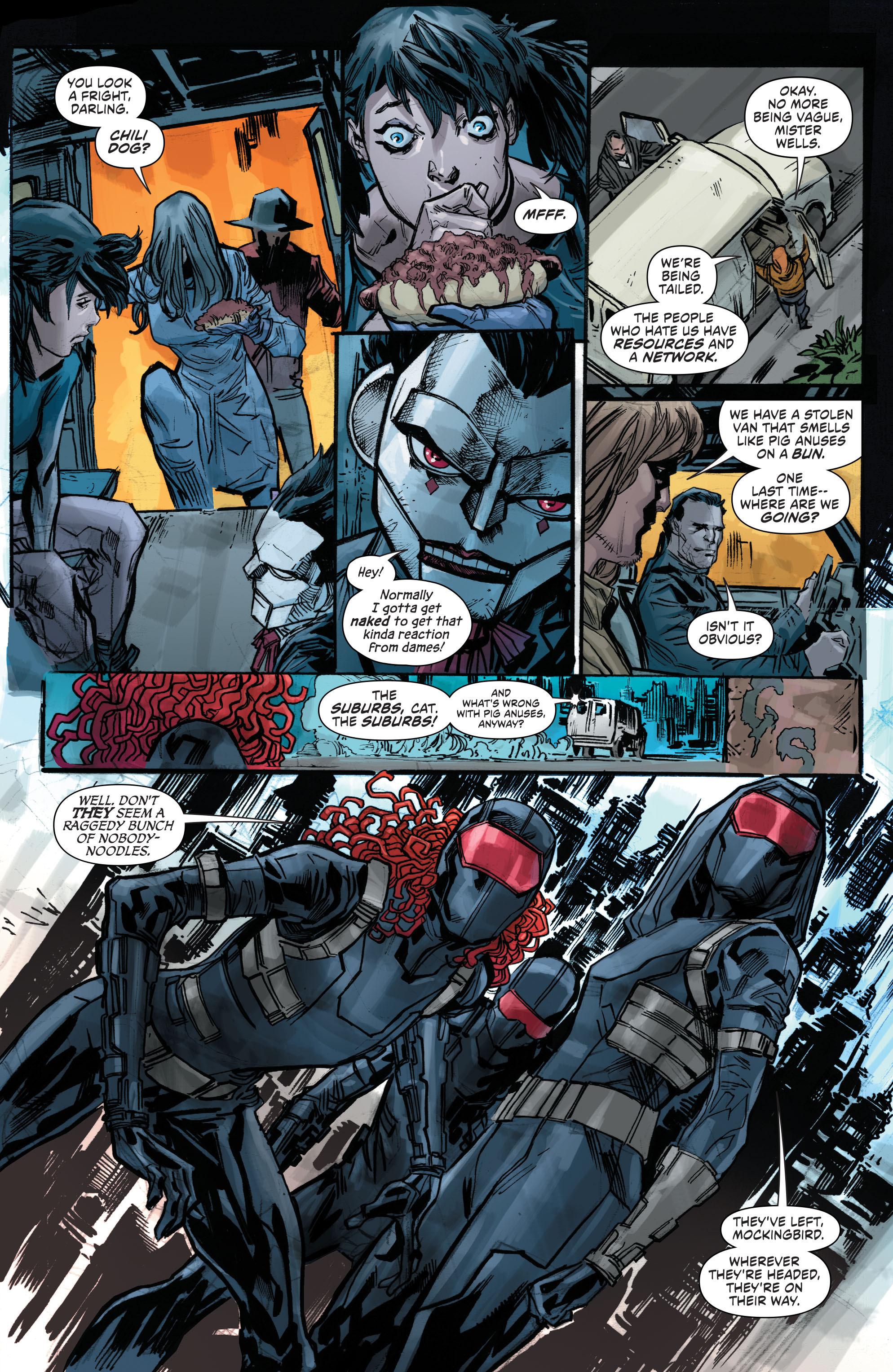 Read online Secret Six (2015) comic -  Issue #4 - 9