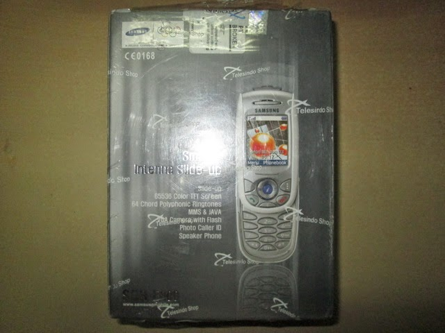 hape jadul Samsung SGH-E800