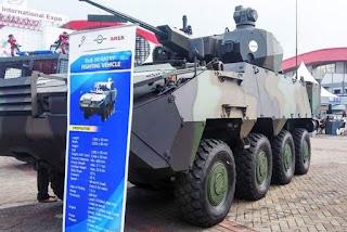 Kendaraan Lapis Baja Pandur II - Cobra
