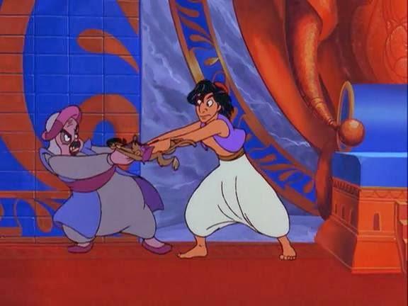 Aladin DVDRip XviD