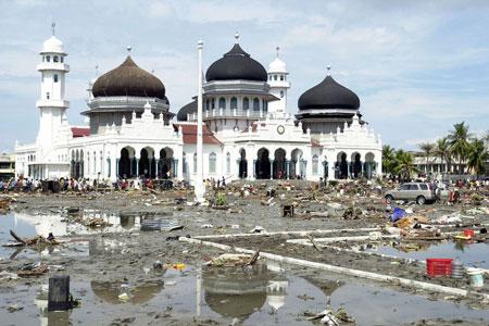 Wajah Baru Masjid Baiturrahman Aceh Cantiknya Bak Masjid Nabi