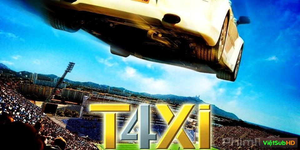 Phim Quái Xế Taxi 4 VietSub HD | Taxi 4 2007