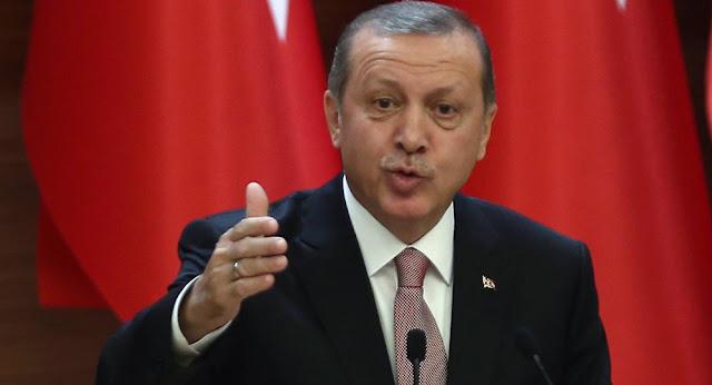 Erdogan dice que para 2023 Turquía habrá dado forma a toda la región