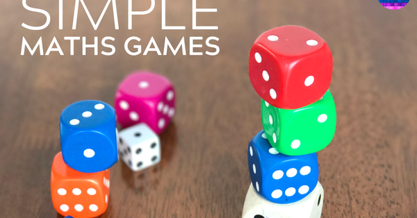 Simple Maths Games To Play Together   you clever monkey