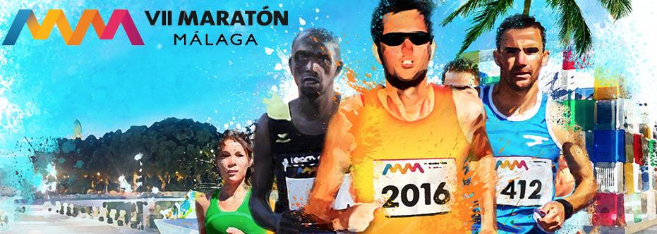 Maratón Málaga - 4 de Diciembre