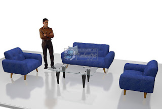 Desain Sofa Semarang