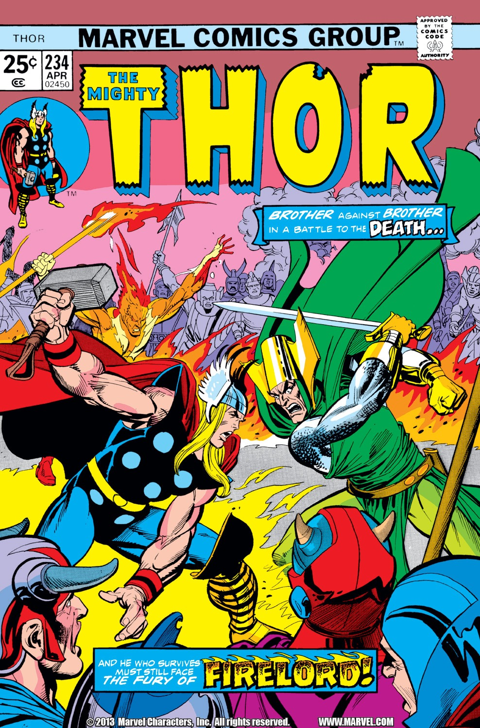 Thor (1966) 234 Page 1