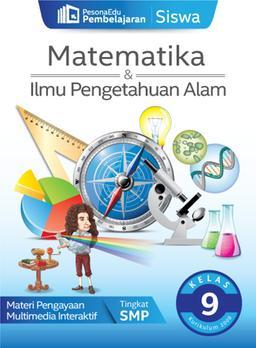 Mudahnya belajar Matematika & IPA Kelas 9 menggunakan Pembelajaran Digital