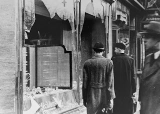 Kristallnacht, 1938 Germany
