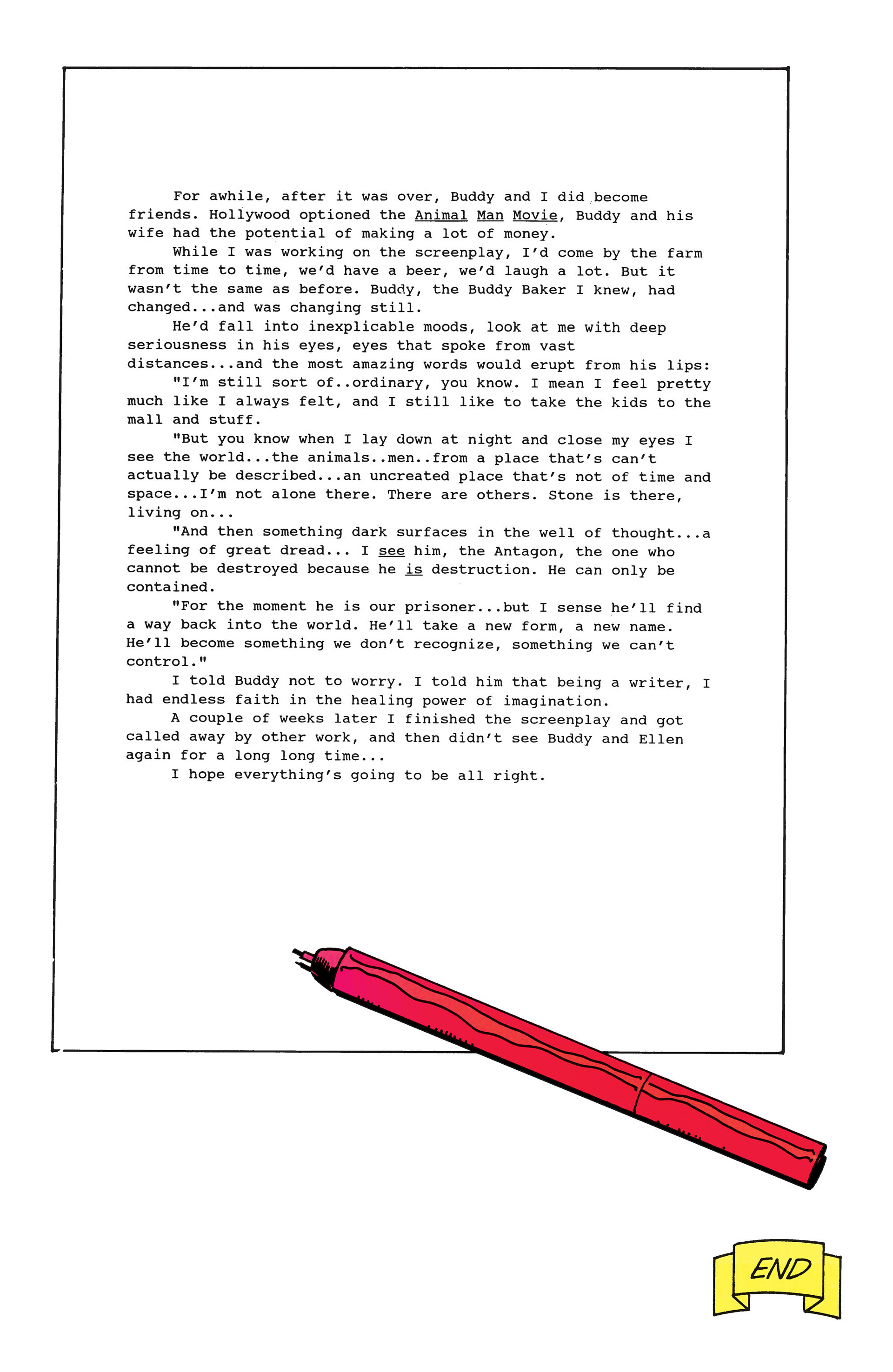 Read online Animal Man (1988) comic -  Issue #50 - 40
