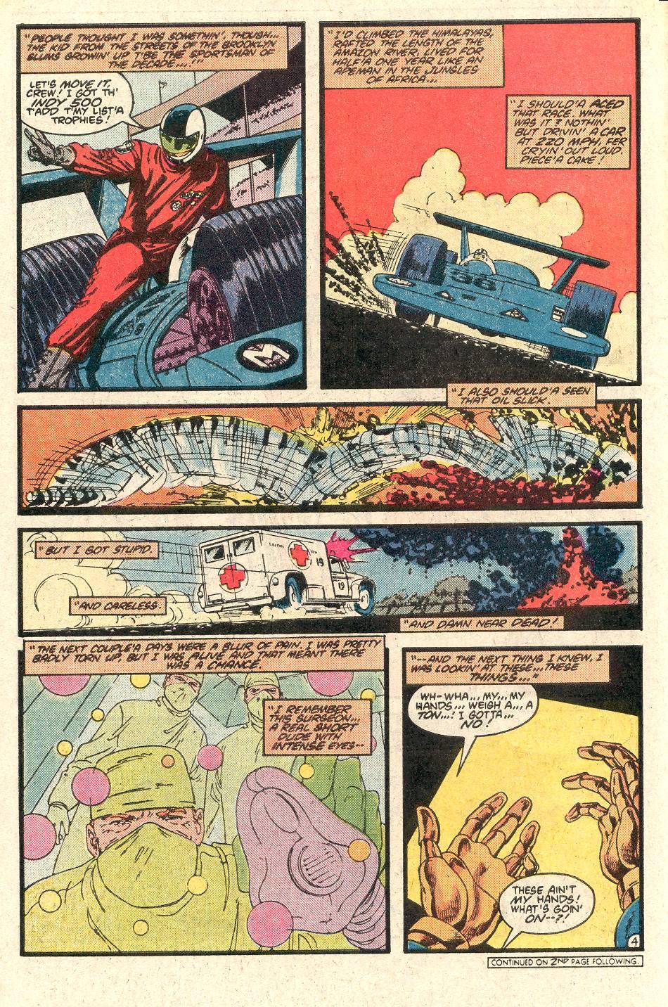 Read online Secret Origins (1986) comic -  Issue # _Annual 1 - 5