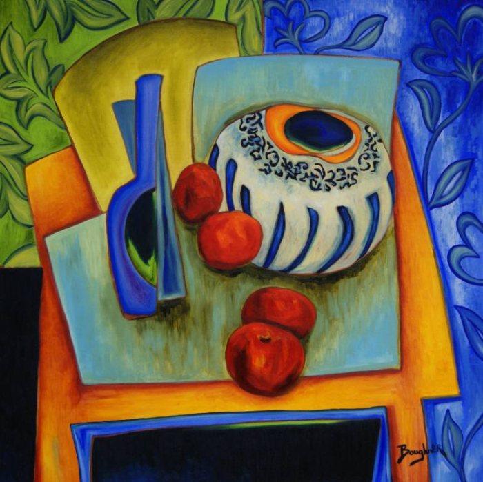 Творческий диссонанс. Elisa R Boughner