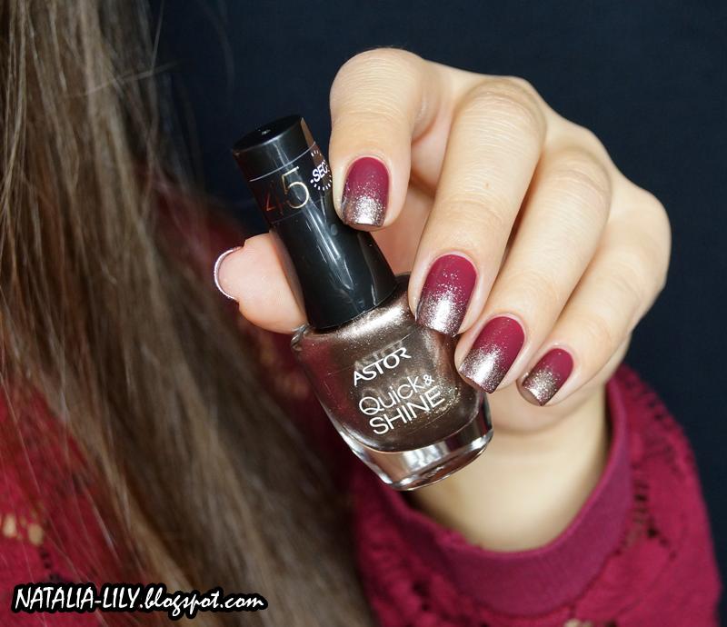 natalia-lily: Beauty Blog: WIBO 1 COAT MANICURE NR 12