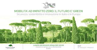 Mobilità ad impatto zero: il futuro è green