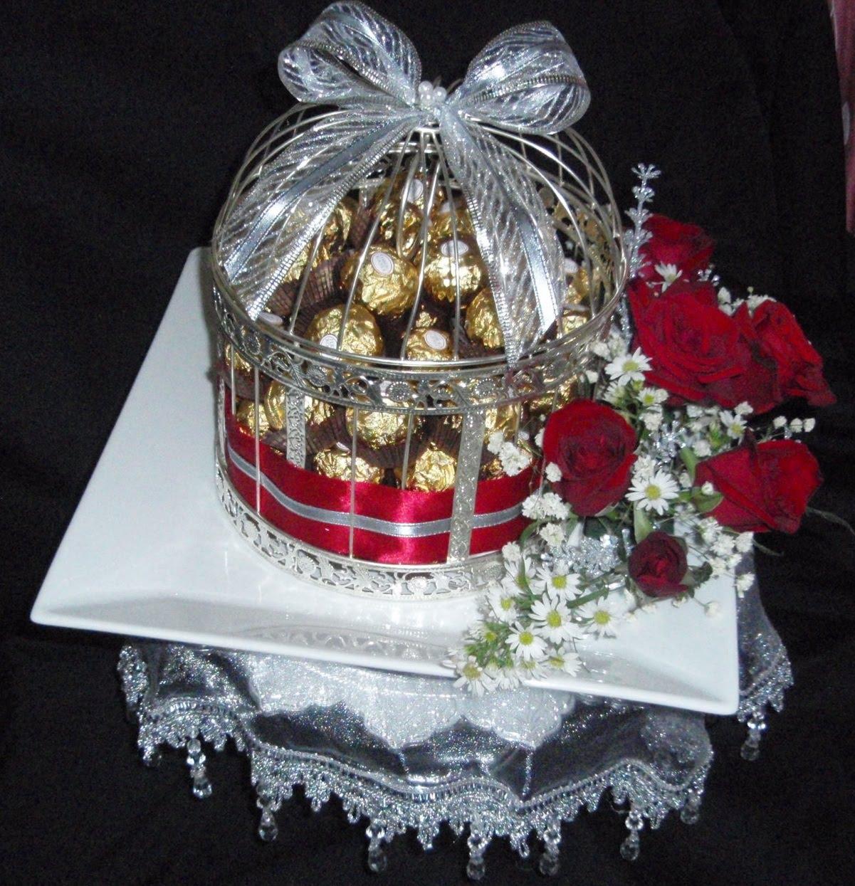 pin gubahan hantaran cokolat - photo #42