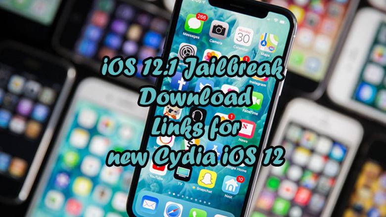 ios 12 jailbreak for iphone xs