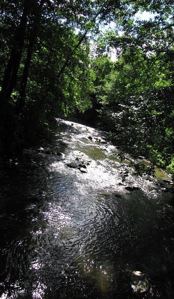 Vääksy joki