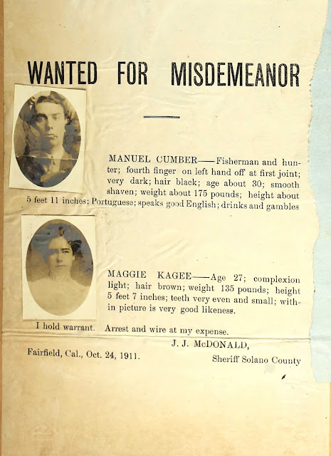 Maggie McGee Wanted For Misdemeanor