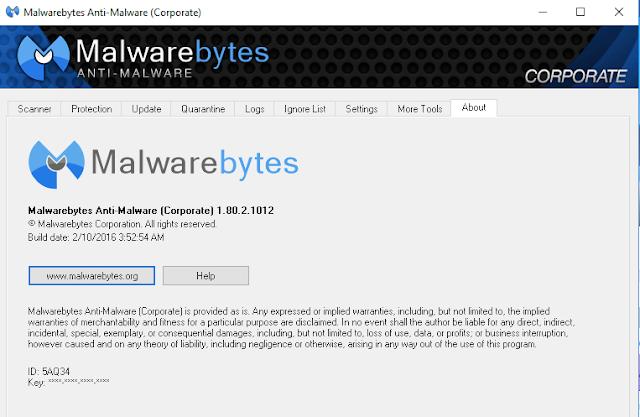 Malwarebytes Anti-Malware Corporate