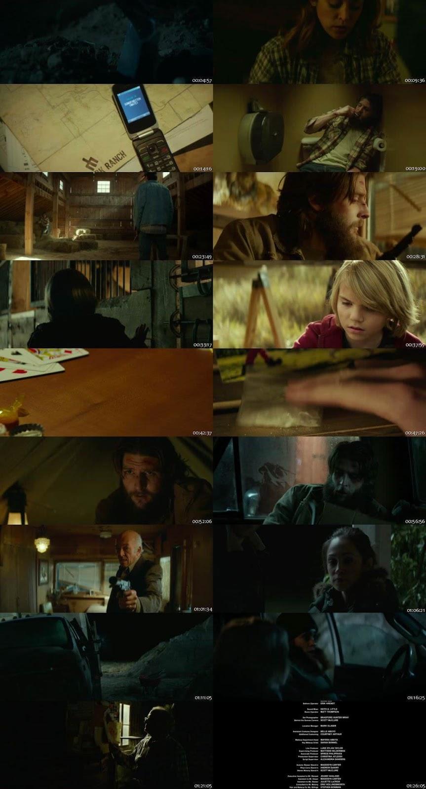Valley of Bones 2017 English 480p Web-DL