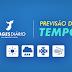 Domingo deve ser de tempo encoberto e chuva em Santa Catarina