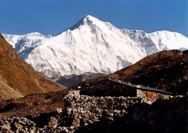 Nepal - Photo of Cho Oyu