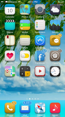 Looking for the best iOS 9 themes? Well, I have listed the 10 best new iOS themes for all iDevices(iPhone, iPad & iPod touch) which changes your HomeScreen layout in a beautiful way.