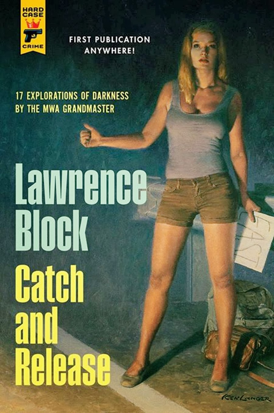 Rough Edges: Catch and Release - Lawrence Block