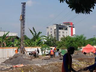 Jasa Bore Pile Bandung