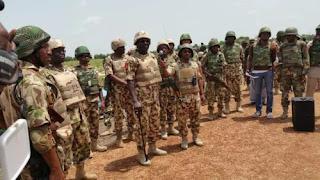 Nigerian Army Arrest BokoHaram