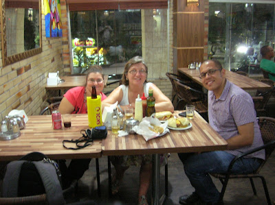 Bar O Lider, Salvador de Bahía, Brasil, La vuelta al mundo de Asun y Ricardo, round the world, mundoporlibre.com