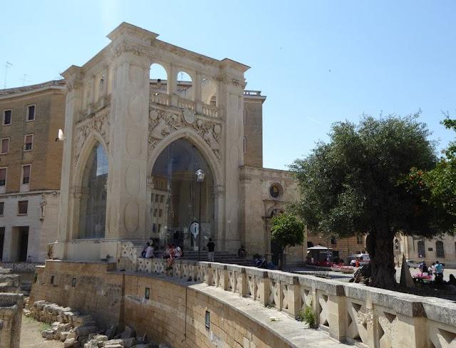Il Sedile a Lecce