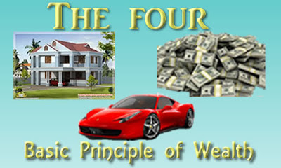 basic principles or laws of financial freedom