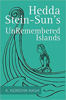 Hedda Stein - Sun's UnRemembered Islands by Anthony Nordvik-Nash
